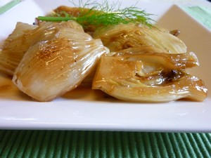 Accompagnements plat du jour recettes de cuisine - Cuisiner fenouil braise ...