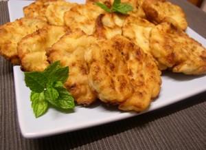 Galette de courgette la f ta plat du jour recettes de cuisine entr es plats desserts - Cuisiner courgettes poele ...