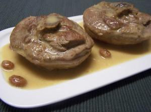 Osso bucco de dinde sauce curry plat du jour recettes - Cuisiner osso bucco de dinde ...