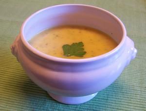 soupe minceur au potiron plat du jour recettes de cuisine entr es plats desserts. Black Bedroom Furniture Sets. Home Design Ideas